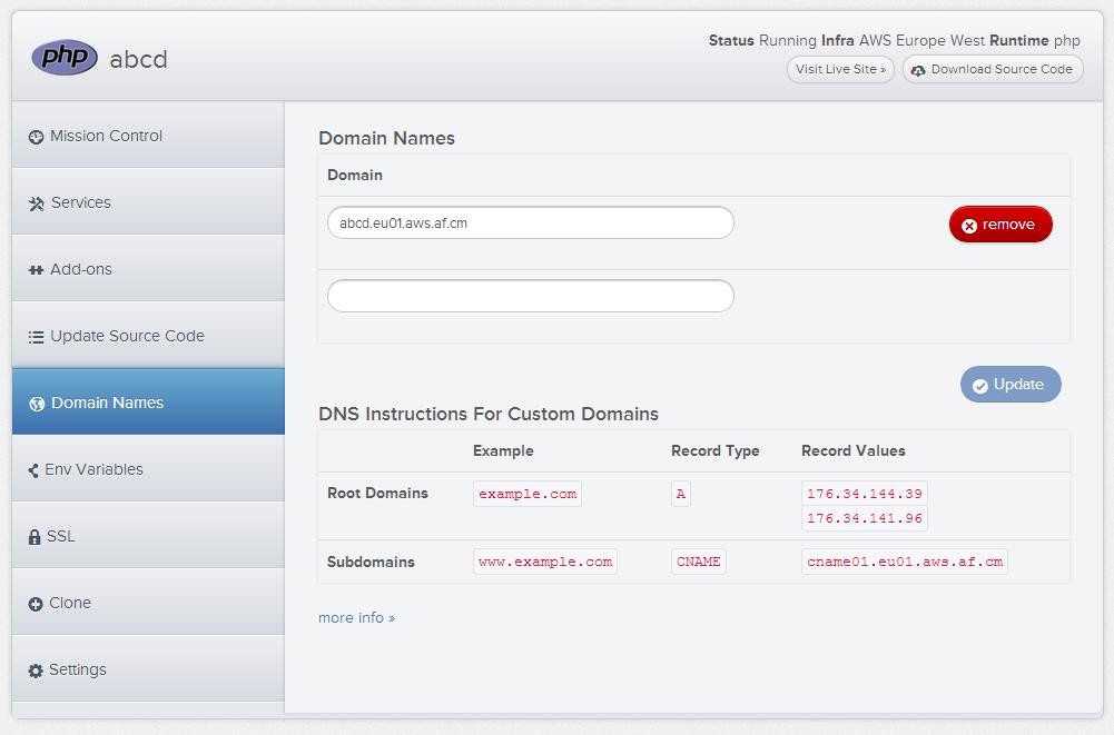 Как привязать сервер на хостинг css видео бесплатно рейтинг сайтов автопродаж